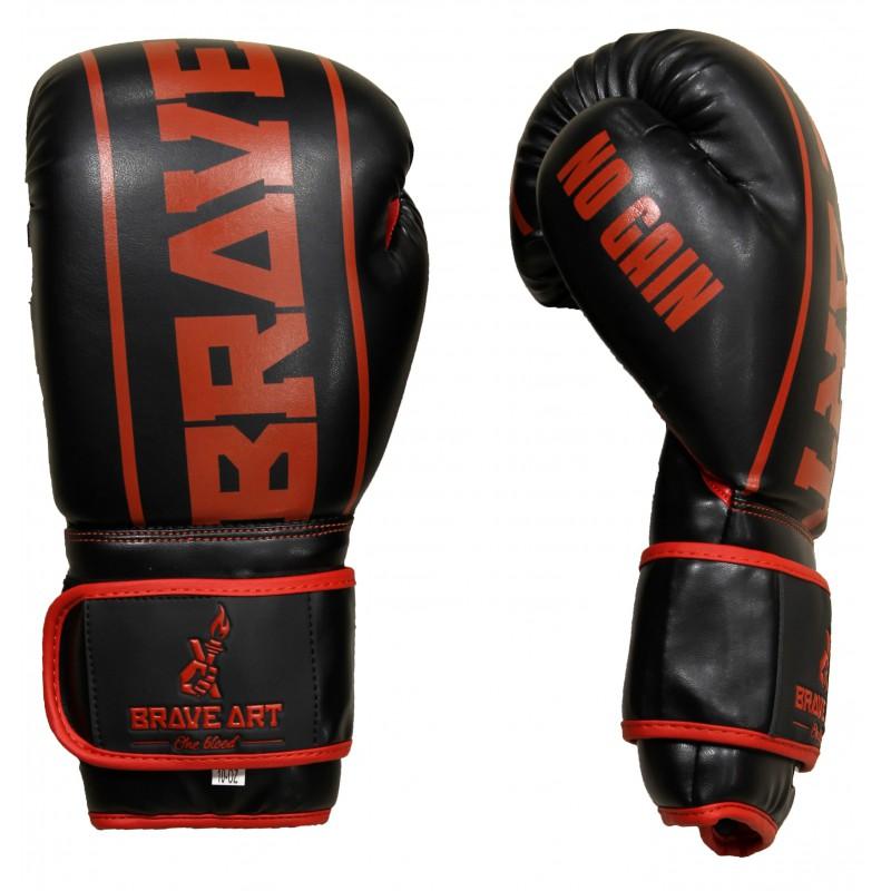 Gants de Boxe Faction Brave Art