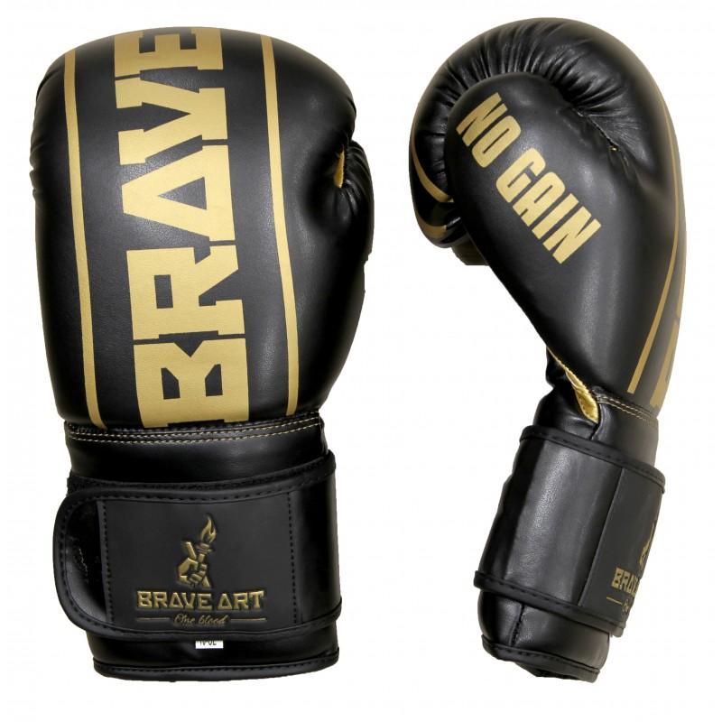 Gants de Boxe Classic One PU Brave Art (Anglaise, Thai etc...)