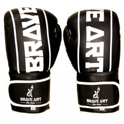 Gants de Boxe PU Brave Art Classic One (Anglaise, Thai etc...)
